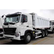 Sinotruk HOWO A7 20m3 Dump Truck
