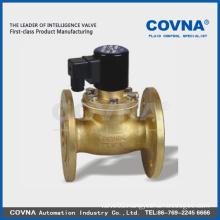 2 inch 2/2way brass pilot-operated piston water valve