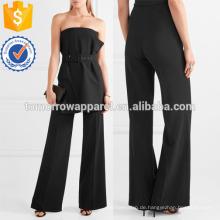 Axon Crepe Cide-Bein Hosen Herstellung Großhandel Mode Frauen Bekleidung (TA3034P)