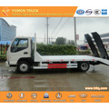 JAC 4X2 flat plate vehicle 5tons sale