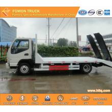 JAC 4X2 flat plate vehicle 5tons sale