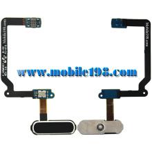 Кнопка домой Flex ленточный кабель для Samsung Галактика S5 G900f части