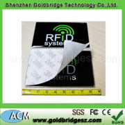 Nfc Antenna Sticker for Smartphone with Short Url
