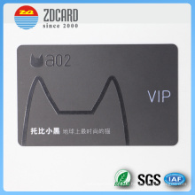 Custom Clear Print Magnetische Karte für VIP
