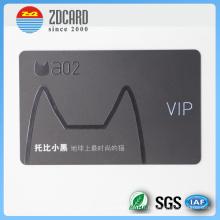 Carte magnétique imprimée personnalisée pour VIP