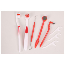 Oral Care Set 8 Pcs Teeth Cleaning Tools