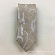 Cravates tissées en soie Paisley