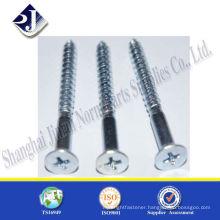 DIN7997 decorative wood screw