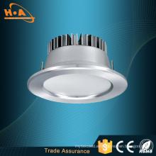3W / 5W / 7W buena retroalimentación Iluminación comercial LED abajo de la lámpara
