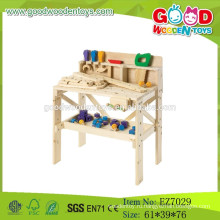 2015 Новая деревянная игрушка для игрушек для детей, игрушка для скамьи для детей, деревянная рабочая скамья