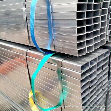 Tubo de vedação galvanizado