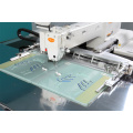 programmable sewing machine shoe