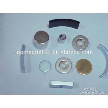 Horseshoe Magnet for teaching instrument AlNiCo Magnet
