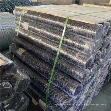 100ft poultry farm wire netting poultry chicken wire netting hexagonal wire mesh factory