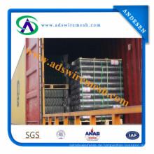 Galvanisierter sechseckiger Maschendraht der hohen Qualität, PVC überzogener sechseckiger Maschendraht