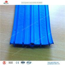 Cubierta de hormigón de PVC con alta resistencia a la tracción
