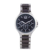 Wrist watch mens quartz watch for promotional gift