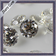 European Star Cut Cubic Zirconia