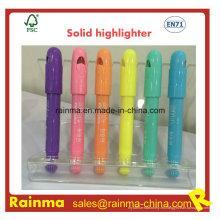 Highlighter de gel sólido personalizado