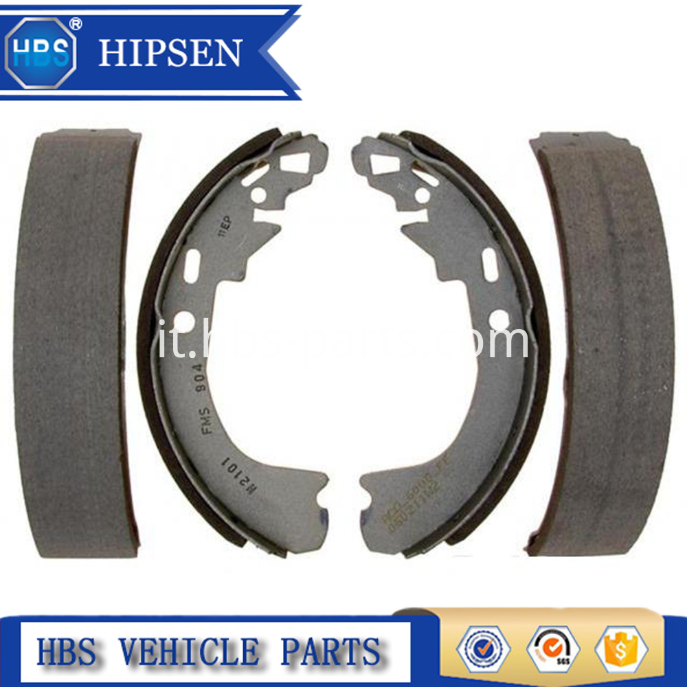 Drum Brake Shoes For Pontiac Bonneville
