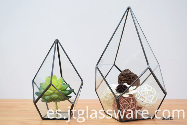 Square Glass Vase3