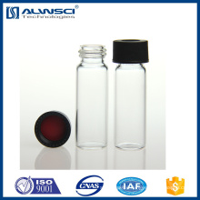 wholesale glass vial 2ml 9-425 glass vials rubber stoppers caps 1 dram glass vials available
