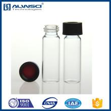 оптовые стеклянные пробирки 2ml 9-425 стеклянные флаконы, резиновые пробки крышки 1 драм стеклянных флаконов предоставляется