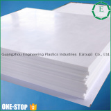 Expande moldable plastic board sheets customized thickness high density natural color teflon ptfe sheet for sale