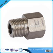 Acessórios para tubos de aço inoxidável npt