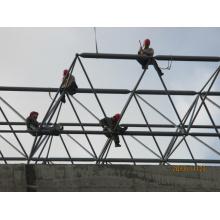 Salle de basket-ball d'intérieur de cadre d'espace de structure en acier