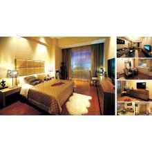 Nouveaux ensembles de meubles de chambre à coucher d'hôtel