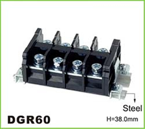 Barrier Terminal Block Or Power Connector