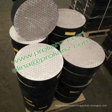 European Standard Designed Rubber Bearing Pad to Nigeria