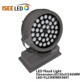 LED accesorio de luces de inundación redondas