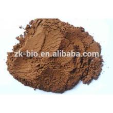 Polvo de esporas rotas orgánico de Lingzhi Shell
