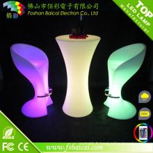 Meubles de jardin à LED pour meubles extérieurs pour jardin (BCR-872T, BCR-805C)