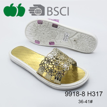 Estate calda nuovo Design moda bella donne Pcu Slipper
