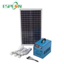 Système de panneau solaire de maison mobile de vente directe d'usine d'Espeon 45W 18V mini