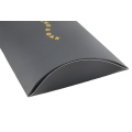 Caja de empaquetado de Black Art Paper Pillow