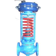 Regulador de presión auto operado (GAZZYP)
