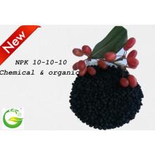 Fertilizante Cheical Orgânico NPK de Alta Qualidade