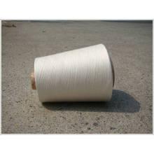 Fil de viscose de coton recyclé pour tapis à tricoter