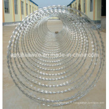 Low Price Razor Barbed Wire (usine)