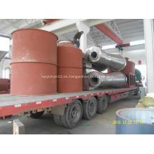 Secador flash de residuos / secador de residuos de yuca