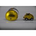Regalos de Navidad Bola de juguete de plástico con pequeño coche RC