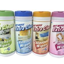 Reinigungsmittel für Haushaltsprodukte Tücher Aufbewahrungsbox