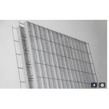 Prezzo Anping Factory 3D Wire Mesh Panel