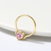 Fidget Ring New Fashion Turnable Freely Ring Anxiety Ring