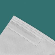 Einwegschmelze geblasenes Tuch KN95 Gesichtsmaske
