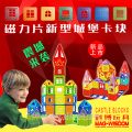 2016 Castle Blocks for Magnetic Builders and Blocks and Magformers